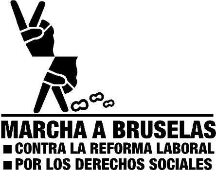 MANIFIESTO DE LA MARCHA A BRUSELAS