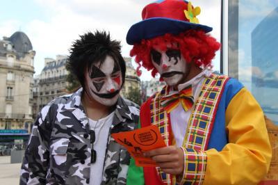 UN MUNDO INFELIZ (Publicado en el blog de Marcha a Bruselas en Público)