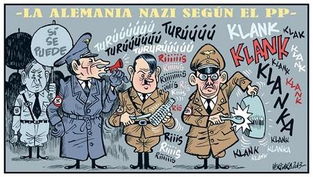 LA ESPAÑA NAZI